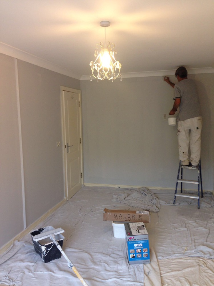 End of Tenancy Milton Keynes Painters Decorators Plastering Painting Decorating Landlord Property Services Newport Pagnell Broughton