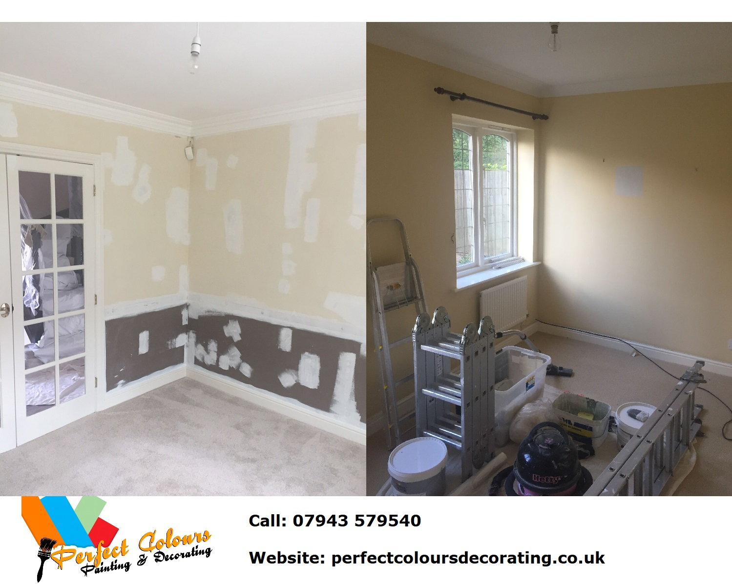 End Of Tenancy Milton Keynes Decorating Painting and Plastering