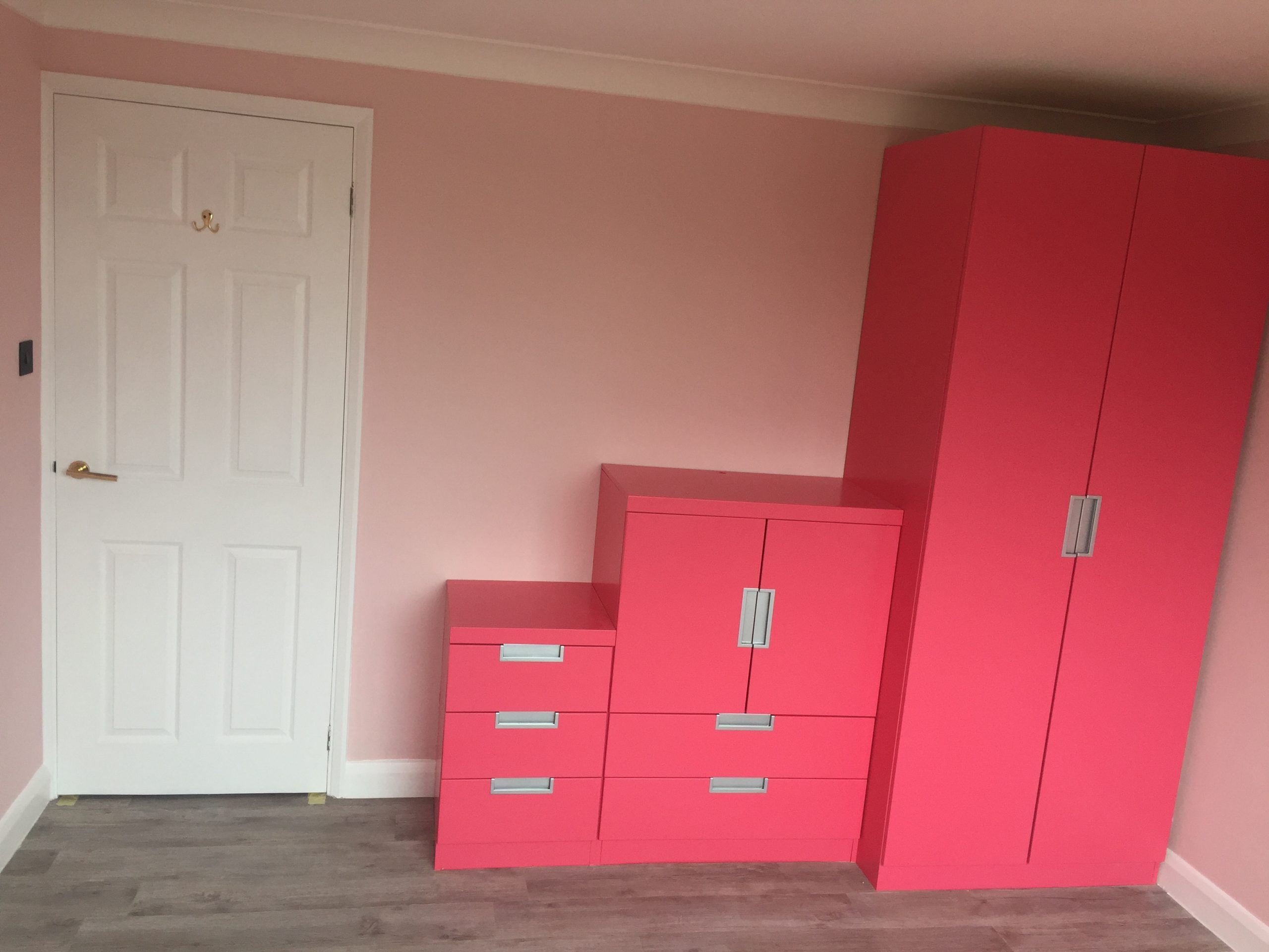Cabinet Spraying Furniture Respray Milton Keynes Airless Painting