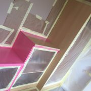 Cabinets Spray Painting Airless Painter Kitchen Respray Milton Keynes_Newport_Broughton_Bletchley Woughton Stony Stratford Wolverton